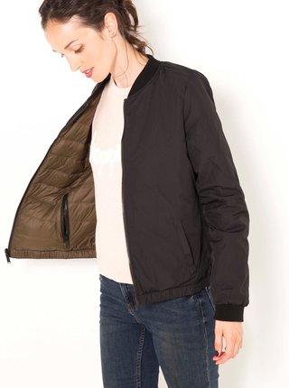 Zimné bundy pre ženy CAMAIEU - čierna, hnedá