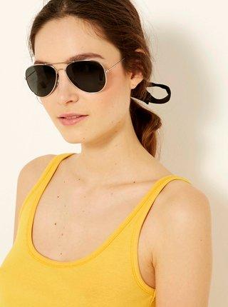 Slnečné okuliare pre ženy CAMAIEU - strieborná