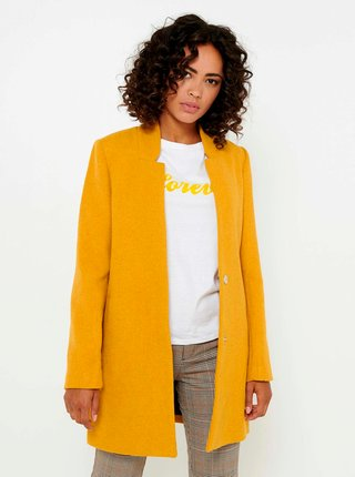 Žlutý kabát CAMAIEU