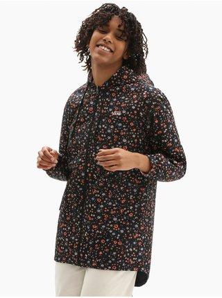 Černá dámská oboustranná bunda VANS Mercy Reversible