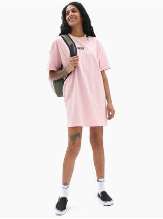Šaty na denné nosenie pre ženy VANS - svetloružová