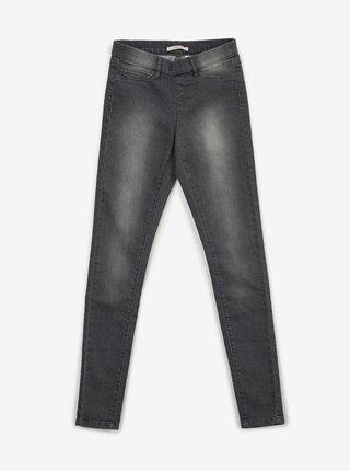 Šedé skinny fit džíny CAMAIEU