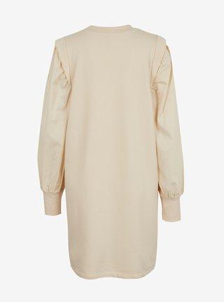Šaty na denné nosenie pre ženy Jacqueline de Yong - krémová