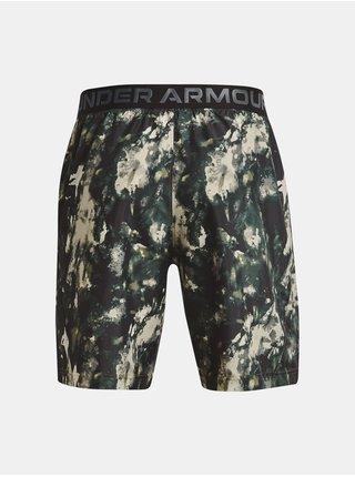 Kraťasy Under Armour UA Woven Adapt Shorts-GRN