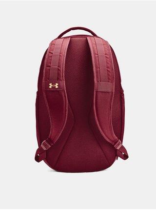 Batoh Under Armour UA Hustle 5.0 Backpack - červená