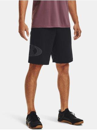 Kraťasy Under Armour Tech Lockertag Shorts - černá