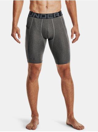 Kompresní kraťasy Under Armour HG Armour Lng Shorts - šedá