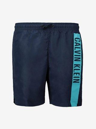 Calvin Klein tmavě modré chlapecké plavky Medium Drawstring