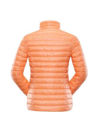Dámská bunda ALPINE PRO FIRA oranžová