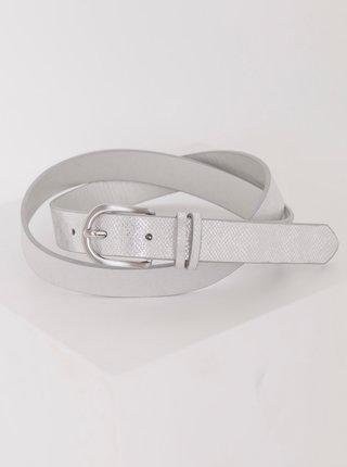 Pásek ve stříbrné barvě CAMAIEU