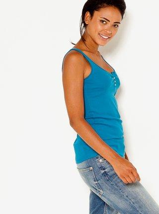 Tielka pre ženy CAMAIEU - modrá