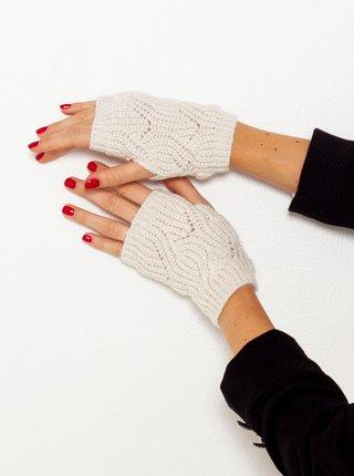 Krémové rukavice CAMAIEU