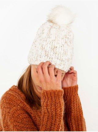 Čiapky, čelenky, klobúky pre ženy CAMAIEU - biela
