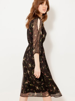 Šaty na denné nosenie pre ženy CAMAIEU - čierna