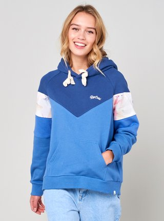 Modrá dámská mikina s kapucí Rip Curl
