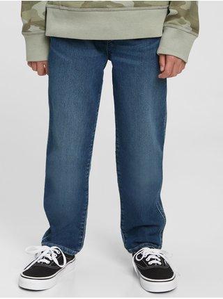 Modré klučičí džíny natahovací