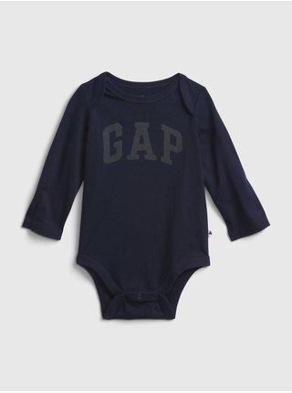 Modré klučičí body GAP Logo