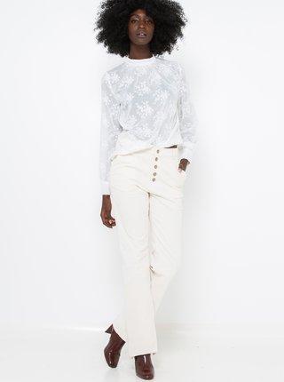 Biele nohavice CAMAIEU