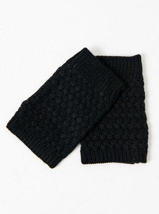 Černé rukavice CAMAIEU