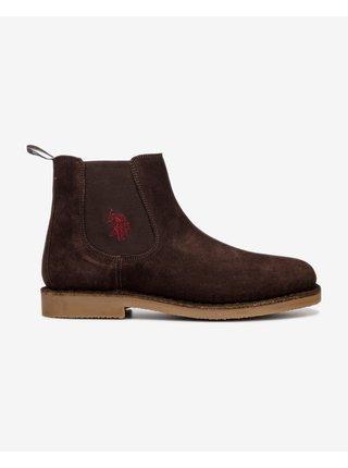 Faust7 Kotníková obuv U.S. Polo Assn