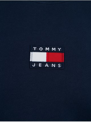Tommy Badge Crew Mikina Tommy Jeans