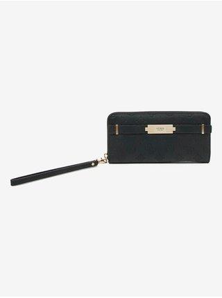 Peňaženky pre ženy Guess - čierna