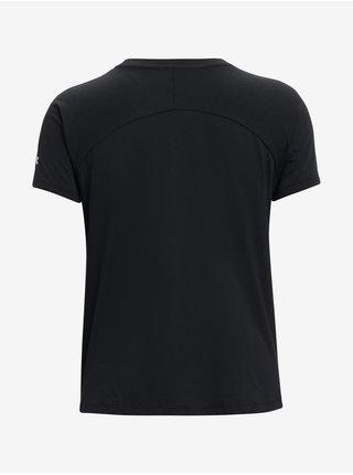 Tričká s krátkym rukávom pre ženy Under Armour - čierna