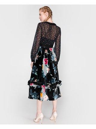Šaty na denné nosenie pre ženy French Connection - čierna
