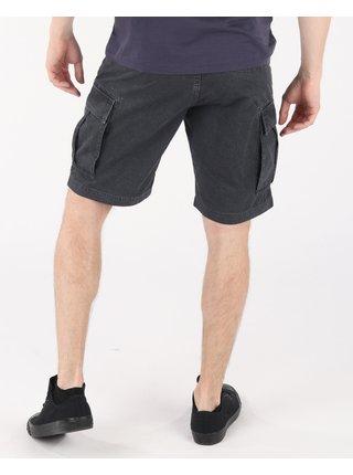 Kraťasy pre mužov Trussardi Jeans - čierna