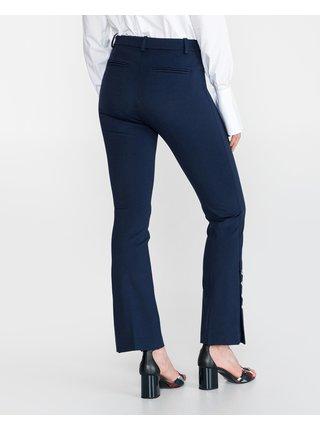 Nohavice pre ženy Pinko - modrá
