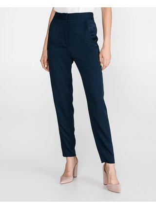 Nohavice pre ženy Just Cavalli - modrá