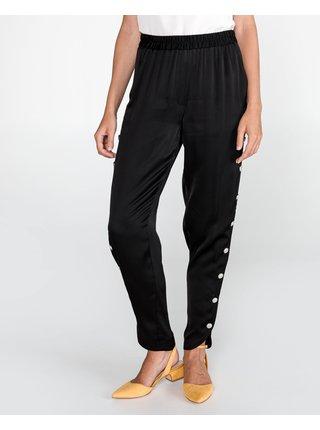 Nohavice pre ženy Just Cavalli - čierna
