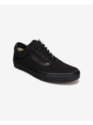 Černé unisex boty VANS Old Skool