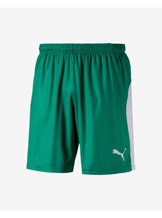 Kraťasy pre mužov Puma - zelená