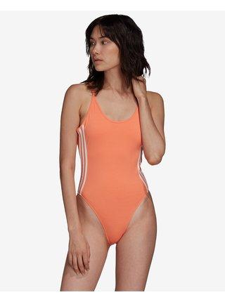 Body pre ženy adidas Originals - oranžová