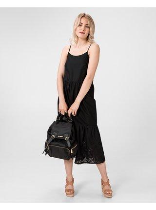 Voľnočasové šaty pre ženy VERO MODA - čierna