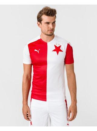 SK Slavia Home Promo Triko Puma