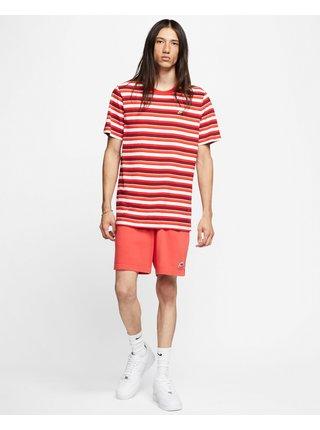 Kraťasy pre mužov Nike - červená