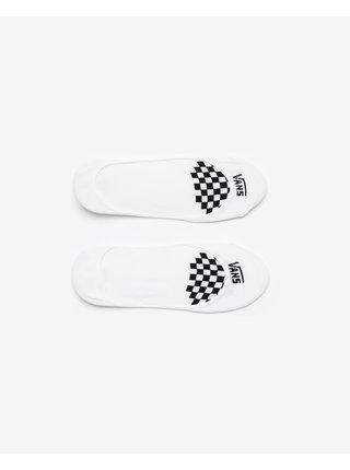 Girly No Show Ponožky 2 páry Vans