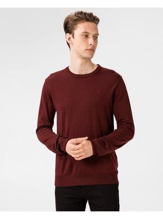 Svetre pre mužov Trussardi Jeans - červená