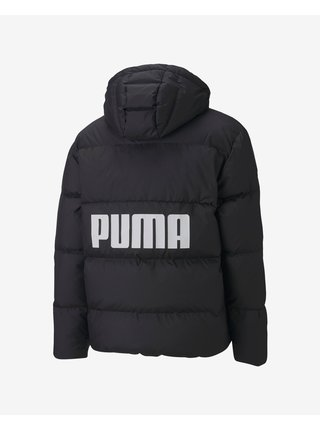 Ľahké bundy pre mužov Puma - čierna