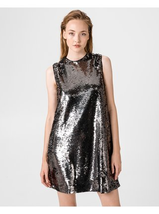 Spoločenské šaty pre ženy TWINSET - čierna
