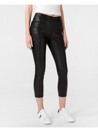 Nohavice pre ženy TWINSET - čierna