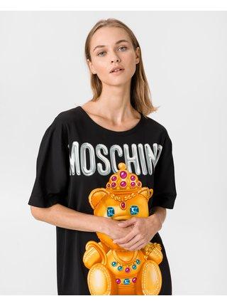 Šaty na denné nosenie pre ženy Moschino - čierna