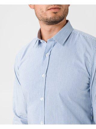 Formálne pre mužov Moschino - modrá, biela