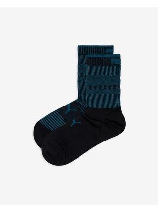 Ponožky pre ženy Puma - čierna, modrá