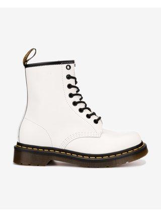 1460 Smooth White Kotníková obuv Dr. Martens