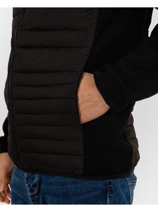 Ľahké bundy pre mužov Jack & Jones - čierna