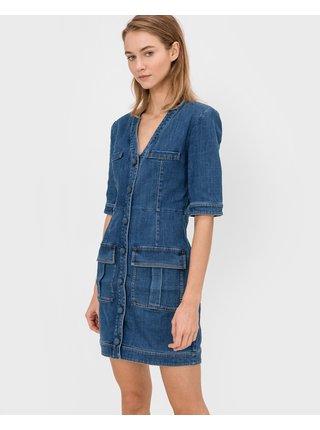 Šaty na denné nosenie pre ženy Miss Sixty - modrá