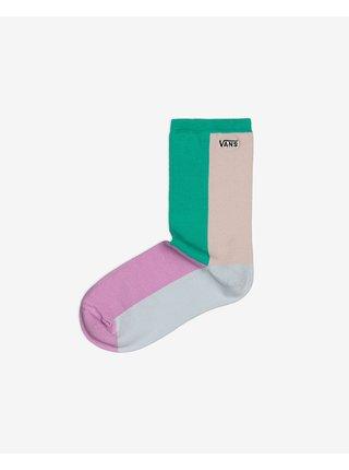Ponožky pre ženy VANS - zlatá
